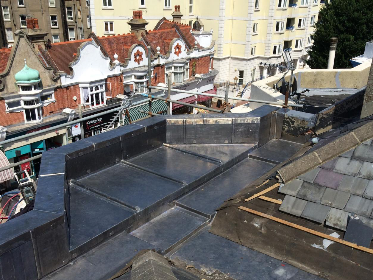 Gallery Lead Roofing Specialists M Marchant Brighton